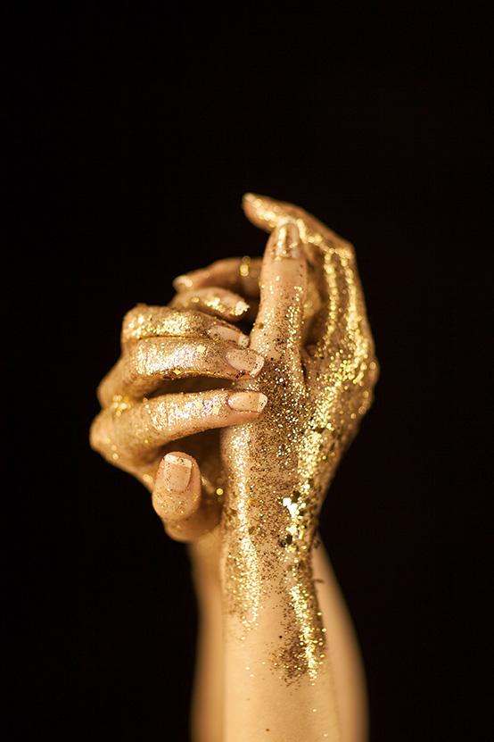 Gouden handjes